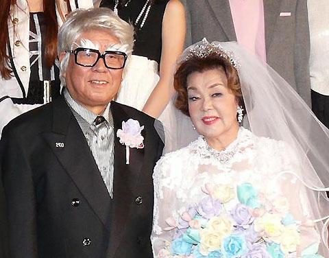 野村克也夫妻、「カールじいさんの空飛ぶ家」で夫婦愛を再確認!