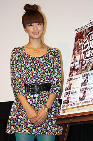 安田美沙子、自らのすっぴん泥酔号泣姿に「気持ちわるっ!」