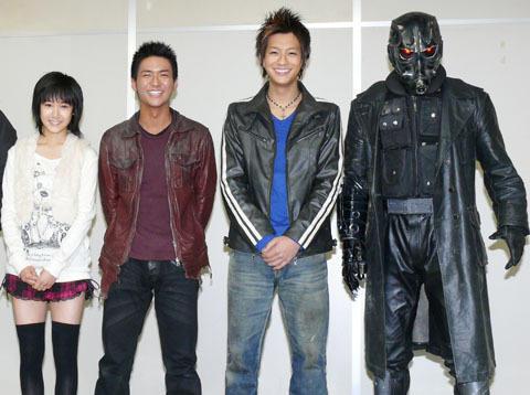 「リアル鬼ごっこ2」主演の石田卓也、ハード過ぎて「またやんのかあ」