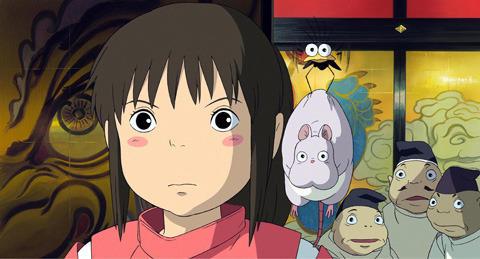 全米でも圧倒的に評価が高い宮崎アニメ
