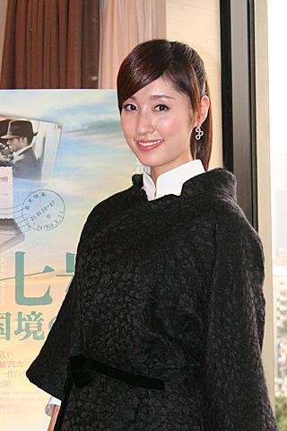 台湾で空前の大ヒットを記録した「海角七号」のヒロイン、田中千絵に聞く