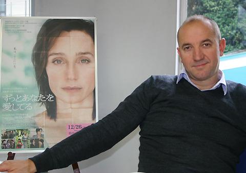 フランスの人気作家の映画監督デビュー作「ずっとあなたを愛してる」