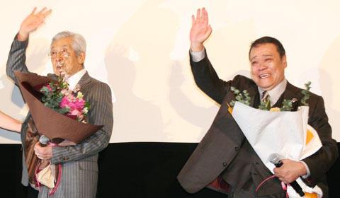 さようなら、ハマちゃん&スーさん感涙 「釣りバカ」22年の歴史に幕