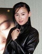 香港のナンバーワンアイドル、セシリア・チャン来日