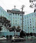 ハリウッドにある サイエントロジー本部
