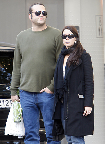 ジェニファー・アニストンの元彼、俳優ビンス・ボーンが結婚