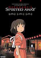 「Spirited Away」「千と千尋の神隠し」