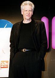 クローネンバーグ監督、20年ぶりの来日