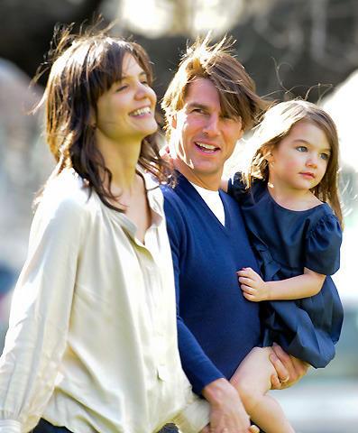 トム・クルーズ&ケイティ・ホームズが今年中に第2子を切望