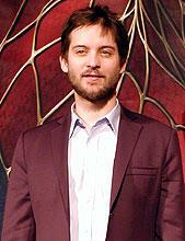 トビー・マグワイアもびっくり?「スパイダーマン2」記者会見