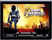 「華氏911」より過激!「チーム・アメリカ」予告編が登場