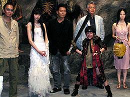 ライバルは「ハリポタ」に「ロード」。角川映画「妖怪大戦争」