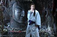 「阿修羅城の瞳」で行われる、日本映画初の試み
