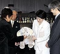 柳楽くん、秋篠宮ご夫妻とのご対面に緊張