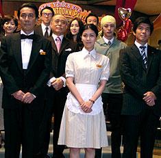 三谷幸喜最新作「THE有頂天ホテル」に超豪華キャストが集結