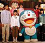 劇団ひとりが5人に?! 映画「ドラえもん」初の製作発表会見