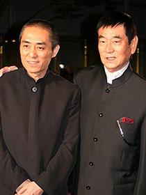 東京国際映画祭が開幕。高倉健「イーモウ監督を息子にしたい」