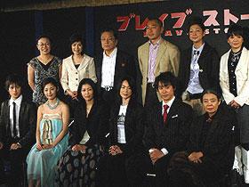 亀山P、世界配給を目指す。「ブレイブ・ストーリー」製作発表