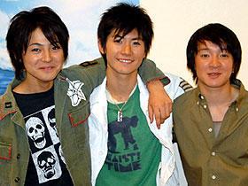 現役高校生の原作に同世代3人がチャレンジ「キャッチ・ア・ウェーブ」