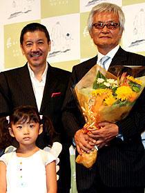 5歳の子役に振り回された!奥田瑛二×緒形拳「長い散歩」