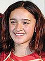 ケイシャ・キャッスル=ヒューズ、16歳で妊娠