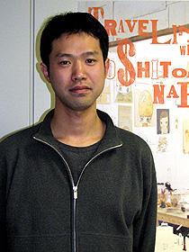 「NARA/奈良美智との旅の記録」坂部康二監督「NARA 奈良美智との旅の記録」