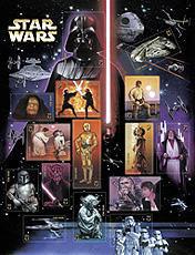 「スター・ウォーズ」が切手に!R2-D2型ポストも登場!