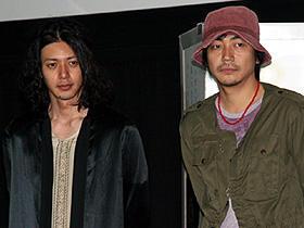 「蟲師」オダギリジョー、新幹線でおじさんに怒られた?