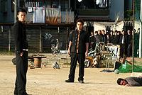 人気コミック「CROWS」が小栗旬&山田孝之主演で実写映画化