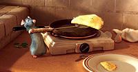 ピクサーが新作「レミーのおいしいレストラン」の映像を公開