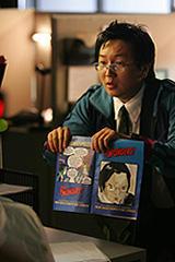 「HEROES」の日本人俳優、マシ・オカが来日決定!