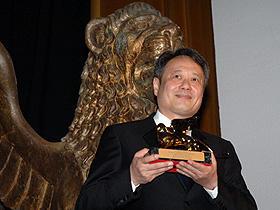 ベネチア映画祭金獅子賞は、性描写が話題のアン・リー監督作に!