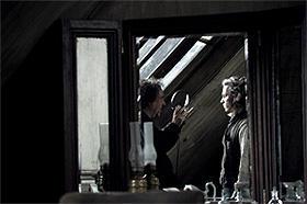 出た!ジョニー・デップ「スウィーニー・トッド」のメイキング写真