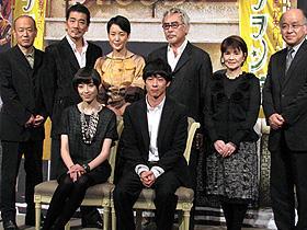 宮沢りえ、加瀬亮らが映画館談義に花咲かす「オリヲン座からの招待状」会見