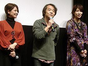 押井守、監督生活30年目で女優に開眼?「真・女立喰師列伝」