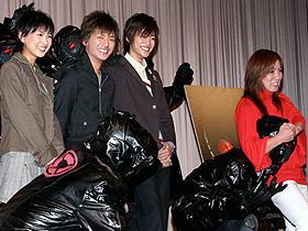 石田卓也ら若手俳優が筋肉痛にも負けず走り抜いた「リアル鬼ごっこ」完成