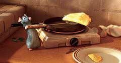 07年度全米評論家の選ぶベスト映画は「レミーのおいしいレストラン」!
