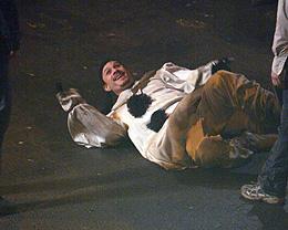 ギリアム監督作でのレジャー最期の姿「ロスト・イン・ラ・マンチャ」