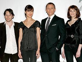 007シリーズ最新作「ボンド22」の正式タイトル決定!