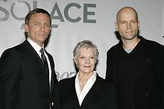 """「007」撮影順調!主題歌候補に""""お騒がせ歌手""""エイミー・ワインハウス?"""