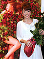 JJモデルの土岐田麗子、写真家リーボビッツに憧れ「女性的自立」を宣言