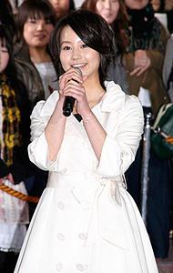 赤坂に新名所!記念イベントに「映画クロサギ」山下智久、堀北真希らが参加
