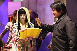 中川翔子「ゲゲゲの鬼太郎」で妖怪に。目玉のおやじ、ギザカワユス!