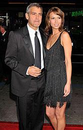 ジョージ・クルーニーの恋人サラ・ラーソンが彼との交際を語った!
