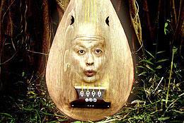 次課長・河本が「ゲゲゲの鬼太郎」でスケベな妖怪役に!その姿は…