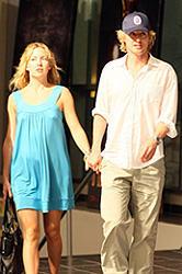 結婚間近?オーウェン・ウィルソンとケイト・ハドソンがバースデーデート