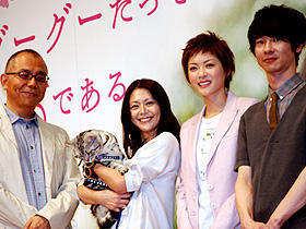 小泉今日子、5年ぶり新曲の主題歌披露!「グーグーだって猫である」