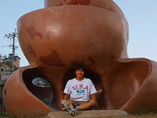 22歳の小池が中学生に挑戦「イキガミ」