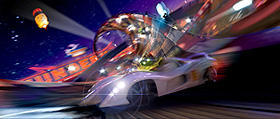 「スピード・レーサー」全米公開!冒頭7分間が米Yahoo!で公開