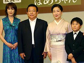 今度は洋七自身が監督。「島田洋七の佐賀のがばいばあちゃん」製作発表会見